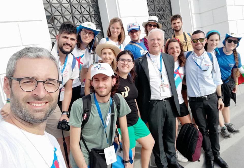 PANAMA - VATICANO GMG: Papa, giovani, il vostro domani è adesso