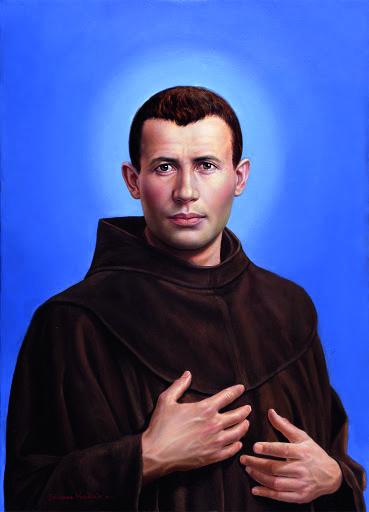 Un ritratto del Beato Granzotto.